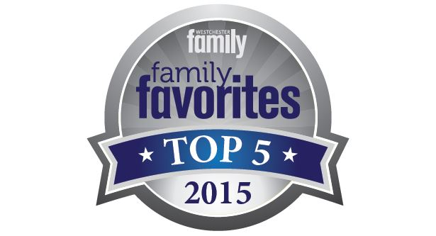 westchester family Top 5 family favorites 2015