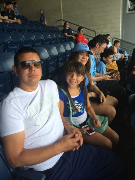 Camp Shane campers attend NYCFC game with BYS