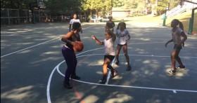 Basketball at Brant Lake