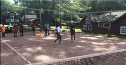 tennis at brant lake