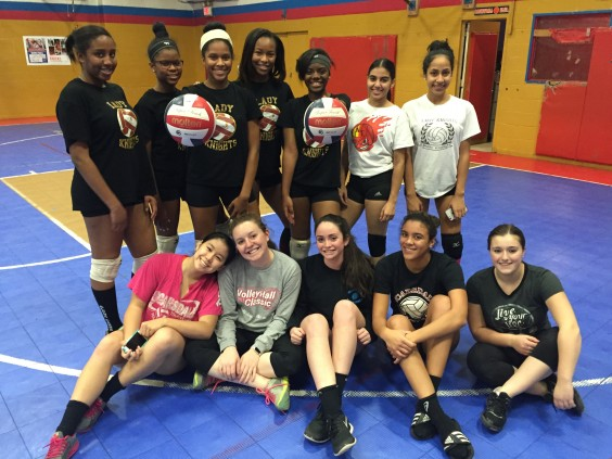 BYSC Mt. Vernon Boys & Girls Club Volleyball Program