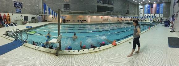 Colleen Ferguson BYSC Swim Coach