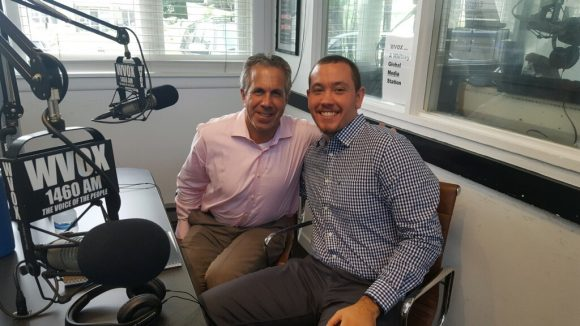 WVOX radio interview with DAnny Bernstein