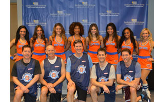 BYSC charity basketball