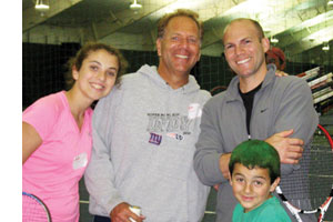 BYSC Tennis and Underserved Kids